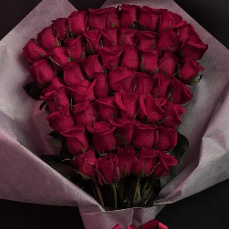 ramo-50-rosas-rojas