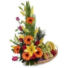 Arreglo Frutal Floral
