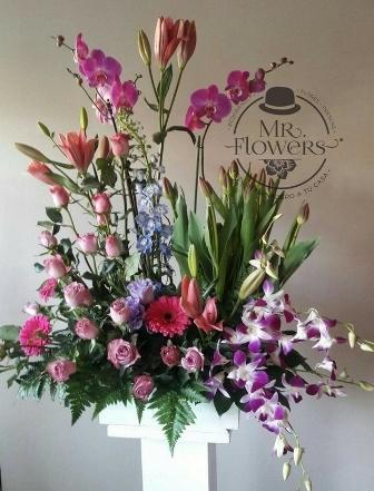 Arreglo Floral Deluxe