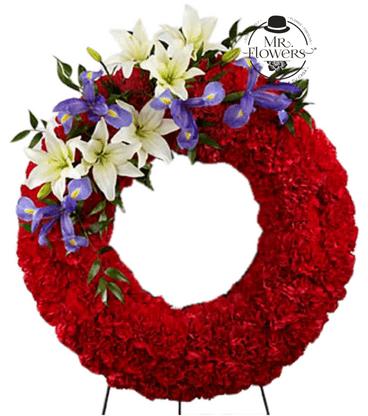 Corona Fúnebre Incondicional