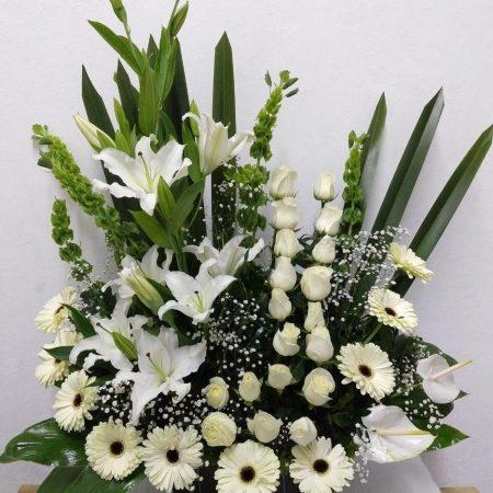 Arreglos Florales Para Funerales