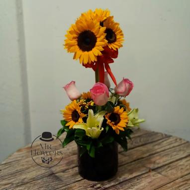 Florería en CDMX | Arreglos Florales, Dulces y más