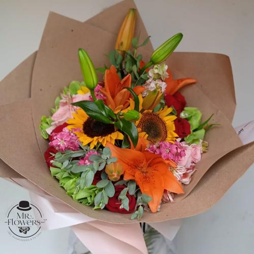 Envía Flores Hoy - Envío Sin Costo el Mismo Día